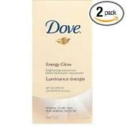 Dove Energy Glow Facial Brightening Moisturizer with SPF 15