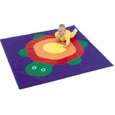 Children's Factory 5 X 5 Turtle Hatchling Activity Mat