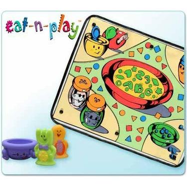 Homegrown Kids Alphabet Soup Replacement Playmat (for Activity Cooler)