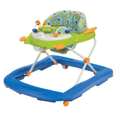Safety 1st Sound 'n Lights Activity Walker - Lil Safari
