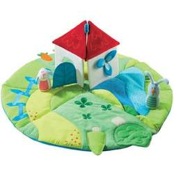 Play rug Discoverers' Meadow by HABA