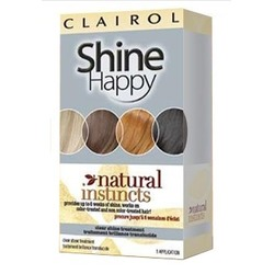 Clairol Natural Instincts Shine Happy