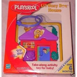 Playskool Li'l Busy Box House