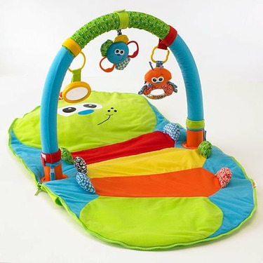 infantino Wiggle Worm Gym