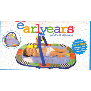 Earlyears Travel Gym