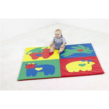 Children's Factory Primary Color Baby Love Activity Mat
