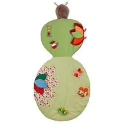 Latitude Enfant Little Garden Stuffed Plush Playmat