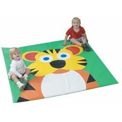 Children's Factory Watchful Tiger Activity Mat