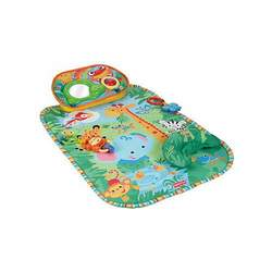 Fisher-Price Rainforest Tummy Time Playmat