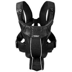 BABYBJÖRN Baby Carrier Synergy - Black