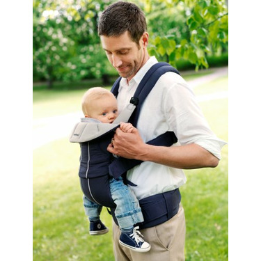 BABYBJÖRN Organic Comfort Carrier, Anthracite Gray