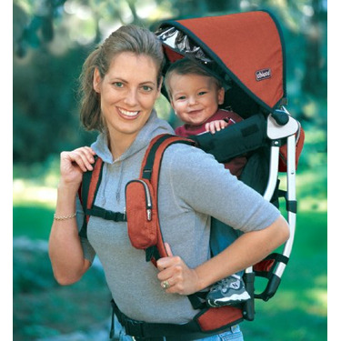 Chicco Smart Support Backpack, Red