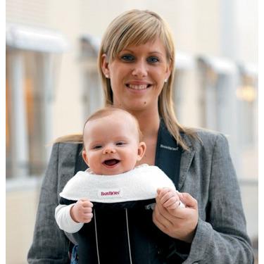 BABYBJÖRN Bib for Baby Carrier 2 Pack - White