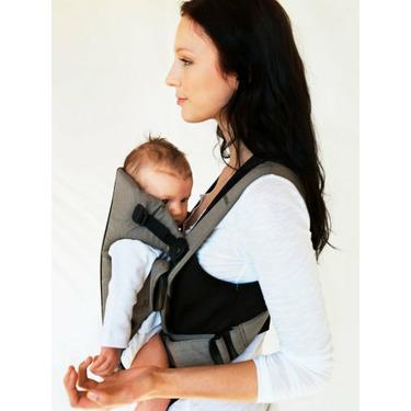 BABYBJÖRN Baby Carrier Original Organic - Walnut