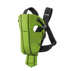 BABYBJÖRN Baby Carrier Original Spirit - Green Energy
