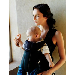 BABYBJÖRN Baby Carrier Active - Black
