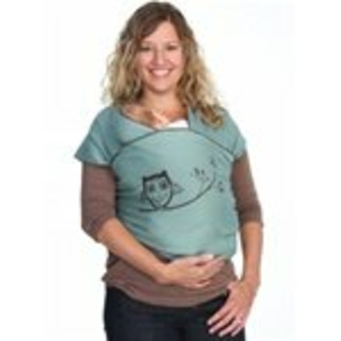 Moby Wrap Baby Carrier Designs, Owl