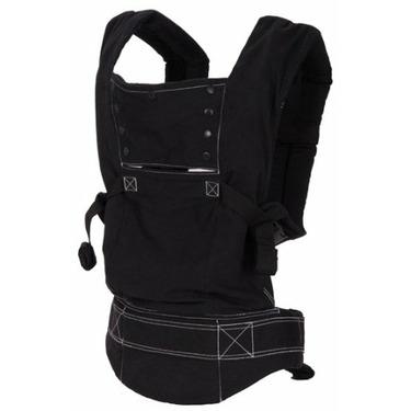 ERGO Sport Carrier - Black / White Stitching