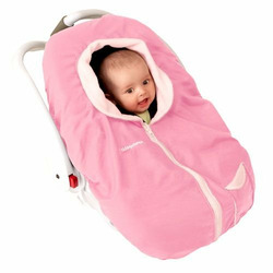 Kiddopotamus CozyUp Carrier Cover, Pink