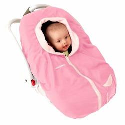 Kiddopotamus CozyUp Carrier Cover, Pink