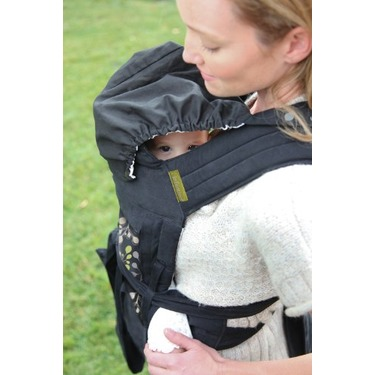 Infantino Ecosash Baby Carrier, Bloomin Vines, 8-35 Pounds