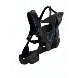 Fisher-Price Easy-on Infant Carrier - Black
