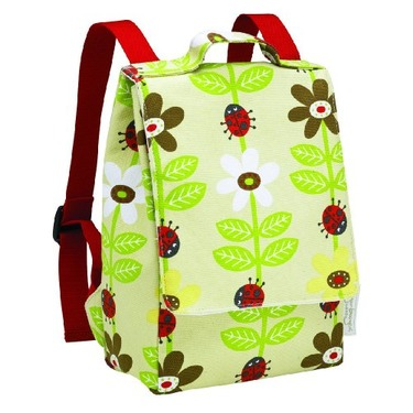 "Sugar Booger ""Lady Bug"" Kiddie Play Back Pack"