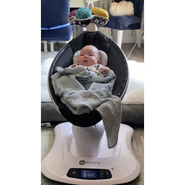 4Moms MamaRoo Baby Bouncer Soother Rocker Seat