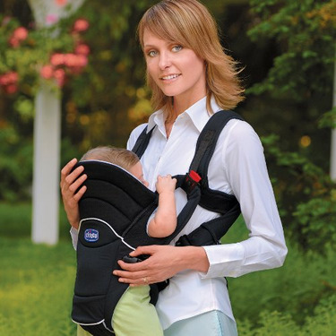 Chicco You & Me Deluxe Infant Carrier, Black