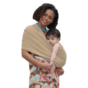 Baby K'tan Baby Carrier, Soft Sand, Small