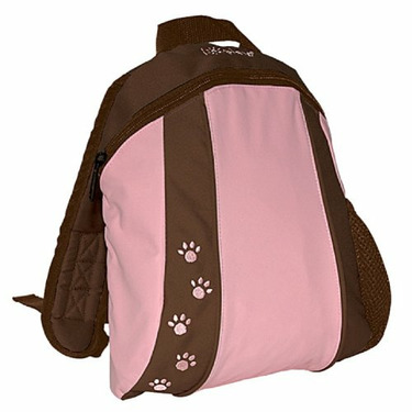 i Play Backpack With Parent Safety Strap, Rose