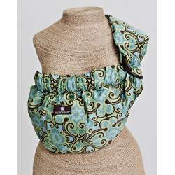 Balboa Baby Adjustable Sling by Dr. Sears - Flower