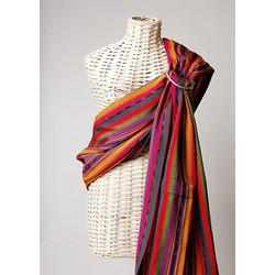 Original Maya Wrap Sling (Not Padded)-Bright Stripes