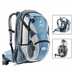 Deuter KangaKid Kid Carrier Storm/Silver, One Size