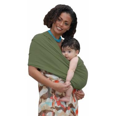 Baby K'tan Baby Carrier, Sage Green, Medium