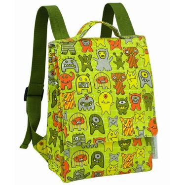 Sugarbooger Kiddie Play Backpack, Hungry Monsters
