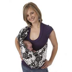 Hotslings Adjustable Pouch Baby Carrier, Solstice