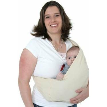 HugaMonkey Crush Organic Baby Sling (Medium)