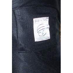 Baby K'tan Breeze Baby Carrier- Black w. Mesh- Size M