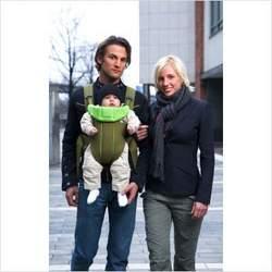 Baby Bjorn Active Baby Carrier in Sporty Green