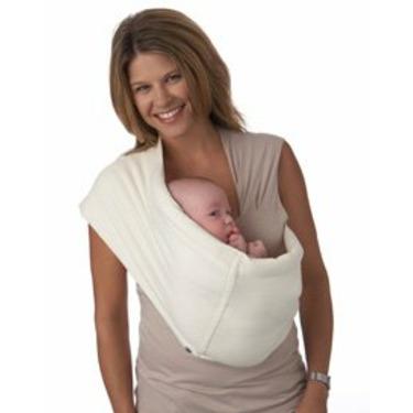 Hotslings Hemp Organic Cotton Baby Sling Size 3: T-Shirt Size S-M