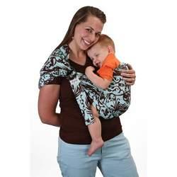 Slingezee Baby Sling Azure, Regular