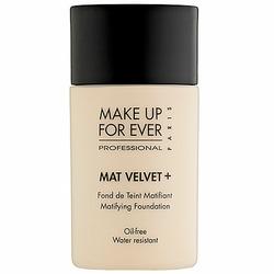 Make Up For Ever Professional Mat Velvet + Matifying Foundation