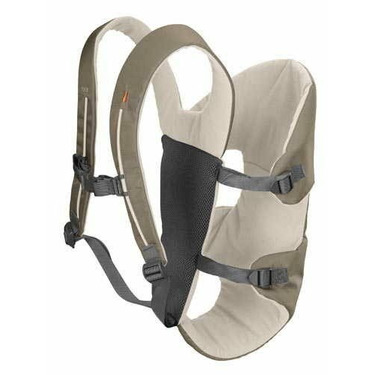 Vaude Koala Child Carrier Backpack, Light Brown