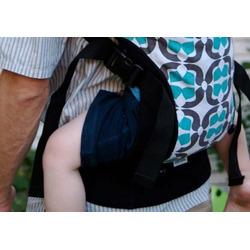 Catbird Baby Babywearing Support Belt - Black
