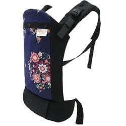 Beco Baby Carrier Butterfly II - Blomma 2.0 - Custom Edition