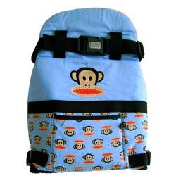 Paul Frank All Over Printed Julius Face Baby Carrier, Blue