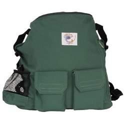 ERGO Organic Back Pack - Forest Green