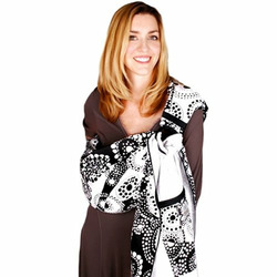 Zolowear Cotton Baby Sling Solstice, X-Small