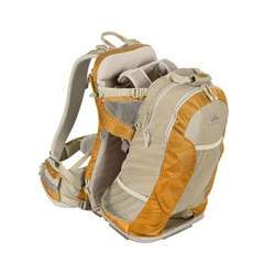Kelty TC 3.0 Carrier baby backpack Curry